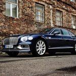 Flying Spur nr40 000 - Bentley świętuje sukces produkcyjny