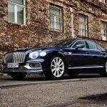 Flying Spur nr 40 000 - Bentley świętuje sukces produkcyjny