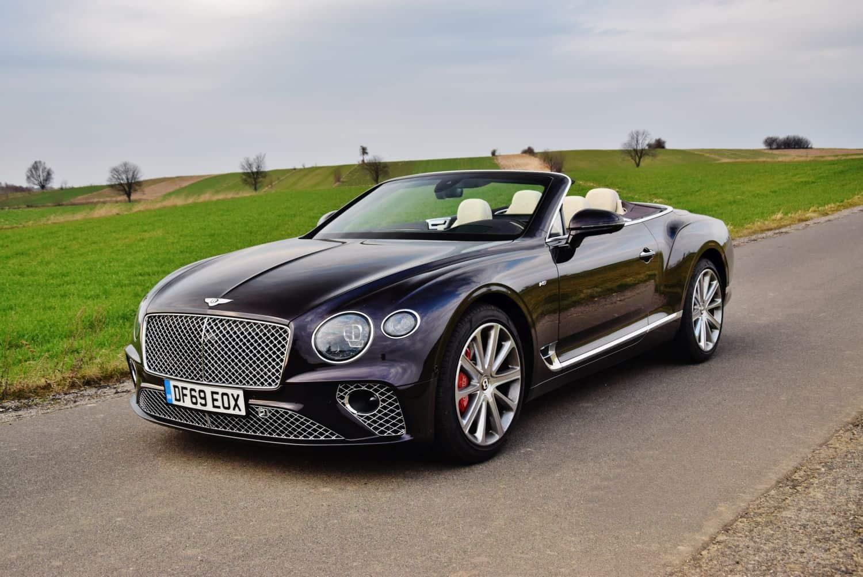Elektryczne plany Bentleya