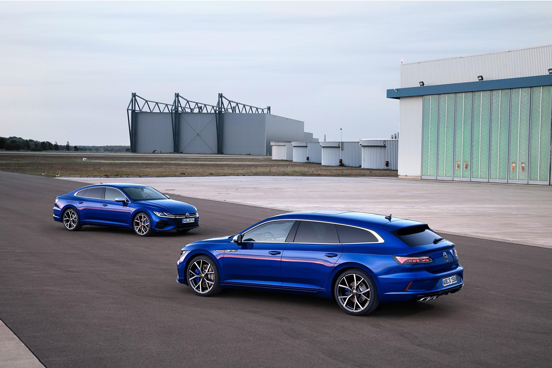 Volkswagen Arteon R moc