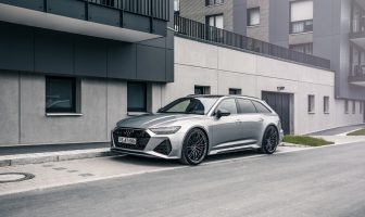 Audi RS6 Avant ABT Sportsmile 2020