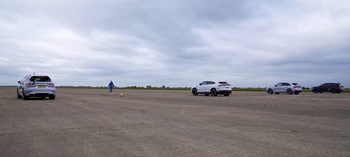Który SUV VAG-a jest najszybszy? Porównanie Audi, Bentleya, Lamborghini i Porsche (wideo)