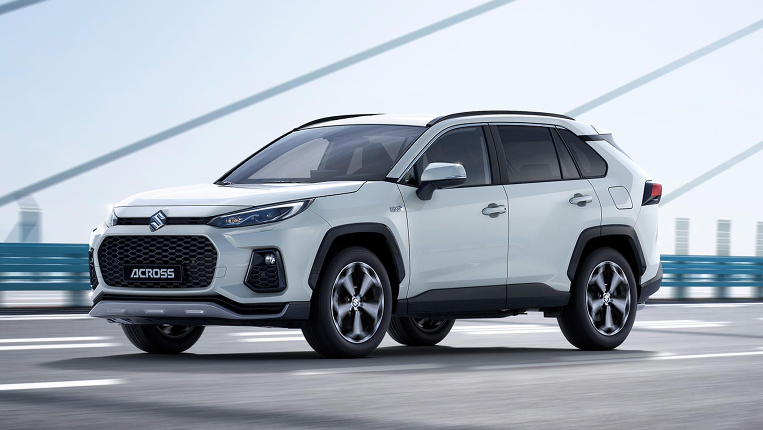 Suzuki Across 2021 cennik