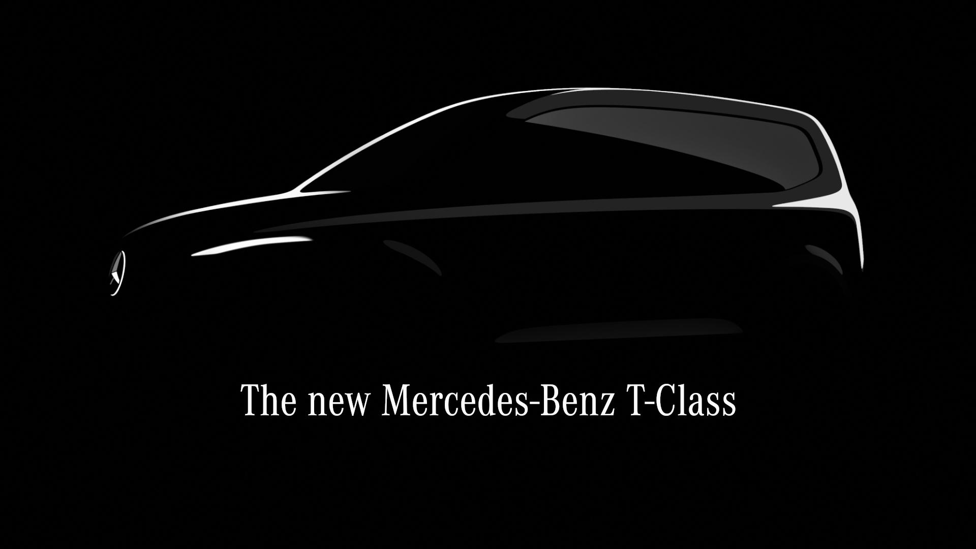 Mercedes-Benz Klasy T - zapowiedź