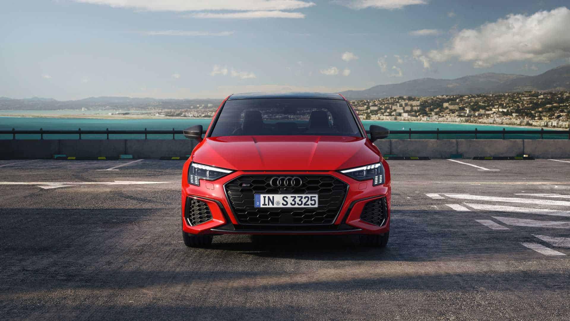 Audi S3 2021: oficjalne dane techniczne - NaMasce