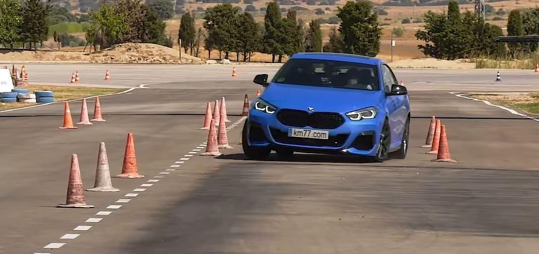 BMW M235i Gran Coupe - test łosia