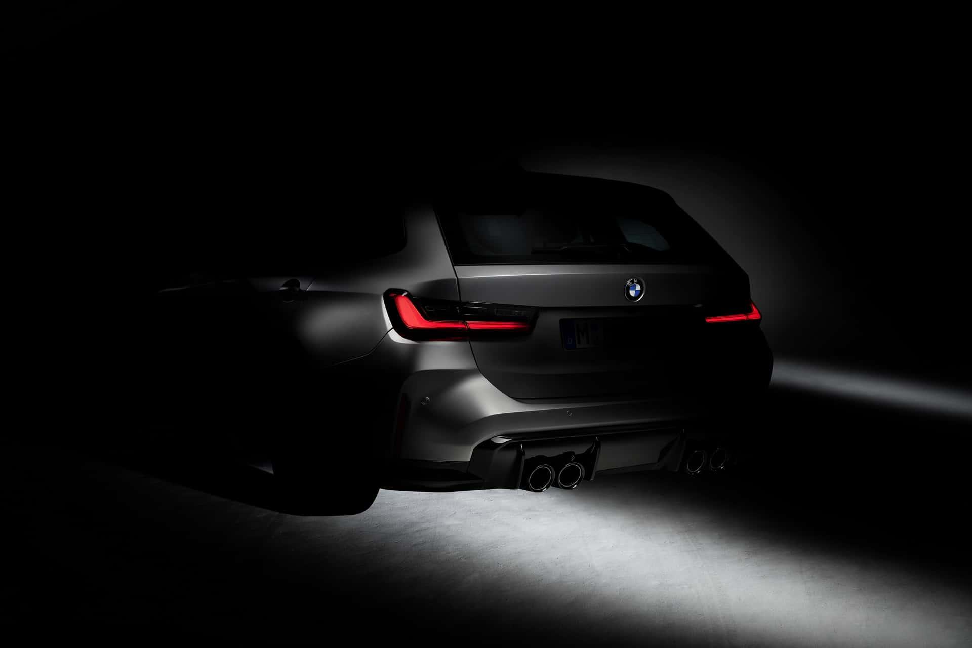 BMW M3 Touring 2021 teaser