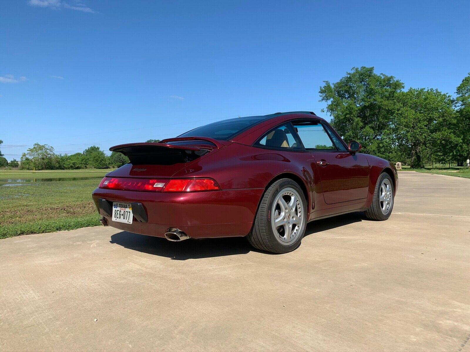 Porsche 911 993 for sale