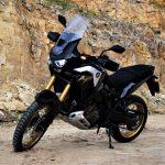 Sprzedaż motocykli - dane listopad 2020