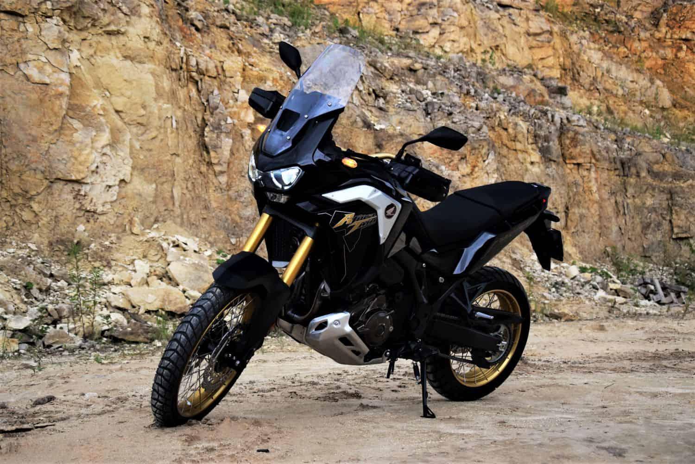 Honda Africa Twin Adventure Sports kosztuje 70 200 zł