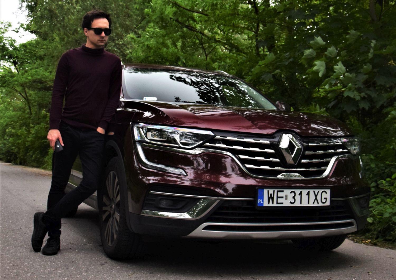 Wojciech Krzemiński - Renault Koleos