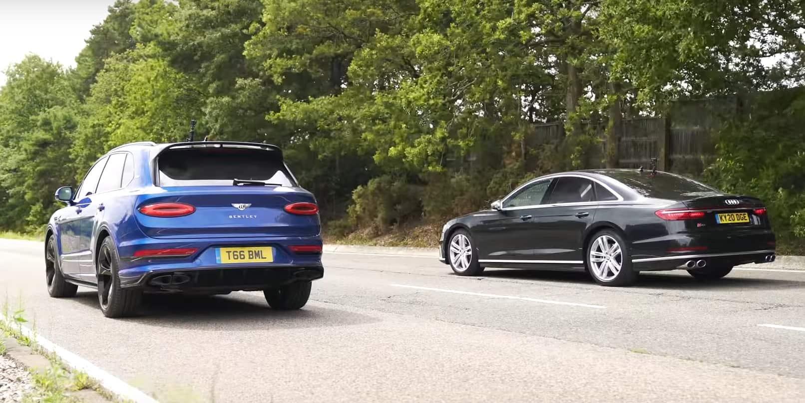 Czy Audi pokona Bentleya