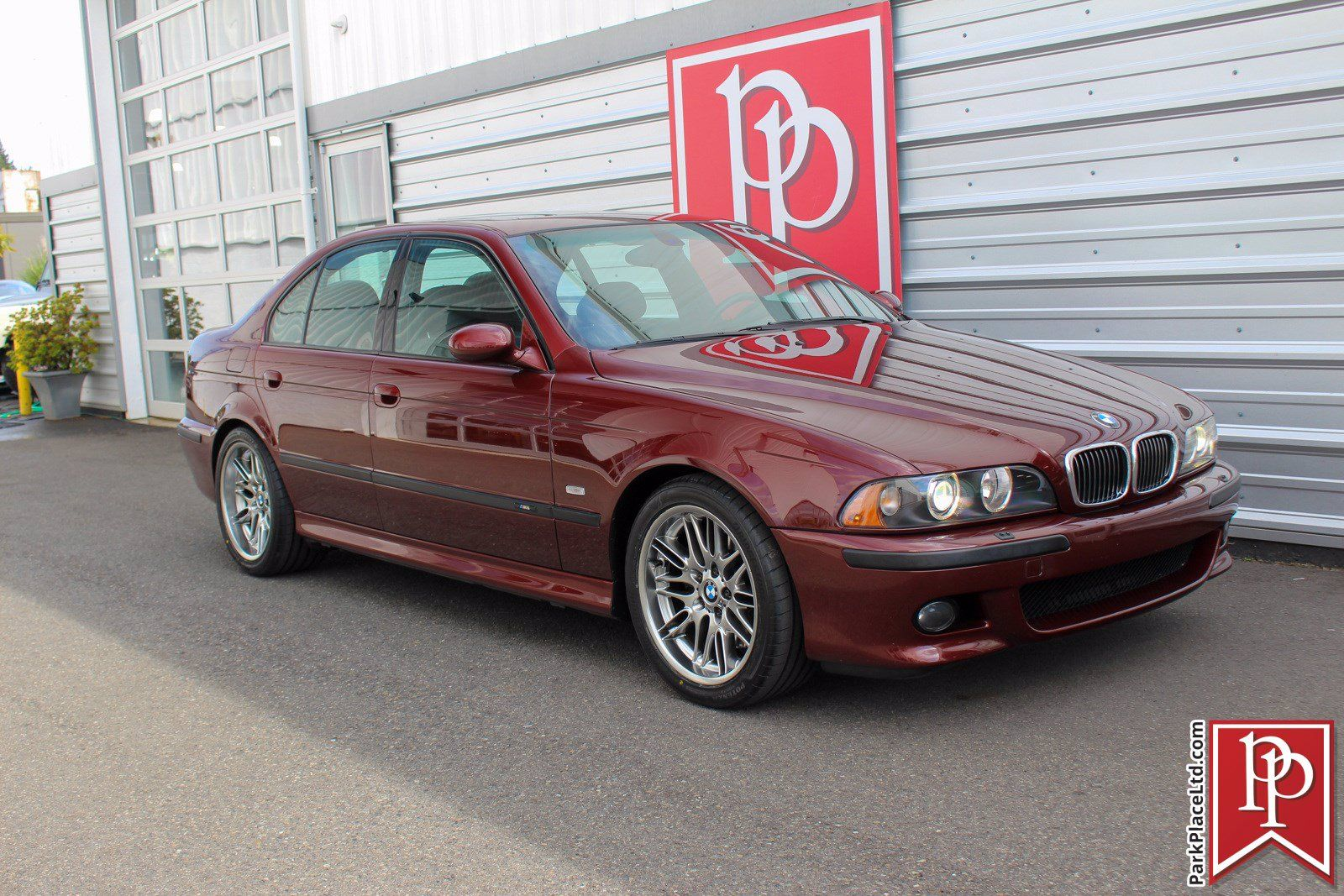 BMW M5 E39 za 226 tysięcy