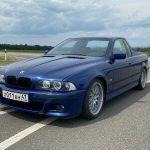 BMW E39 pickup