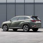 Hyundai Tucson 2021 design