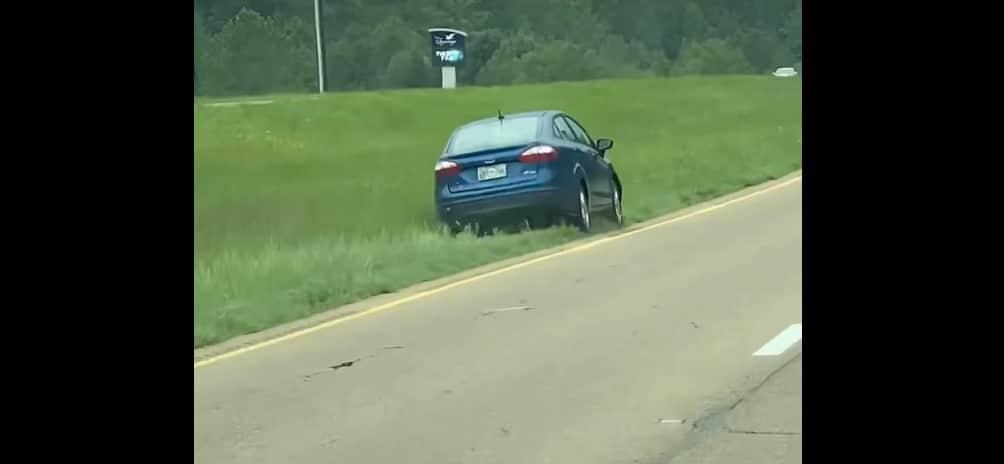 Kierowca z atakiem cukrzycowym - jechał nieświadomy kilka kilometrów i cudem uniknął czołówki