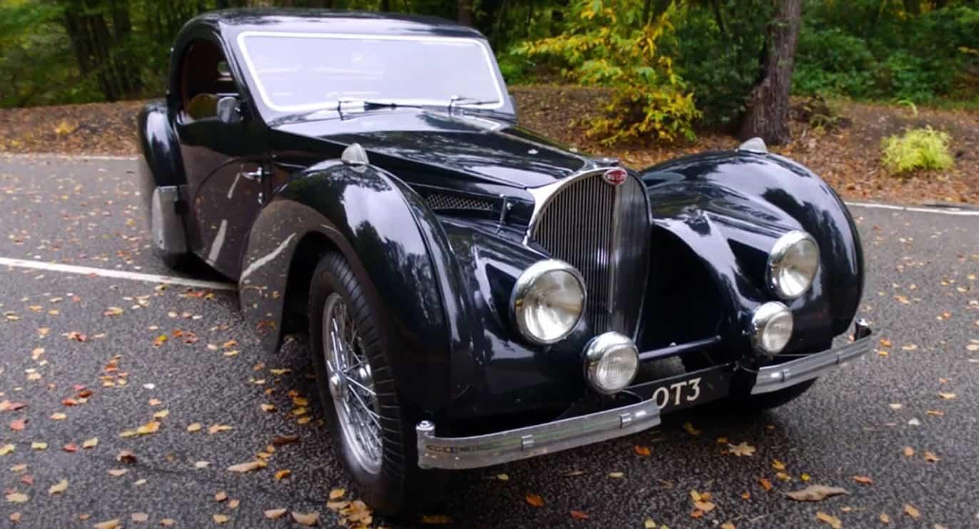 Oto Bugatti, które kosztuje fortunę. W jego cenie kupisz trzy Chirony