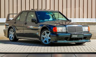 Mercedes 190E Evo II for sale