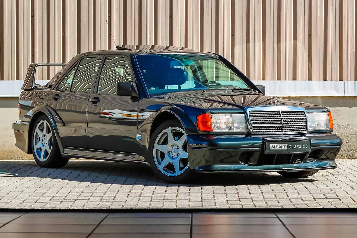 Mercedes 190E Evo II for sale