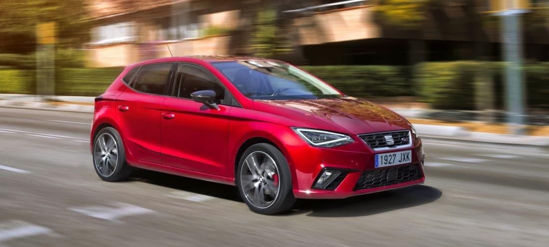 SEAT Ibiza z nowym silnikiem benzynowym