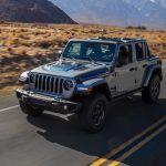 Jeep Wrangler 4xe - terenówka w wersji hybrydowej