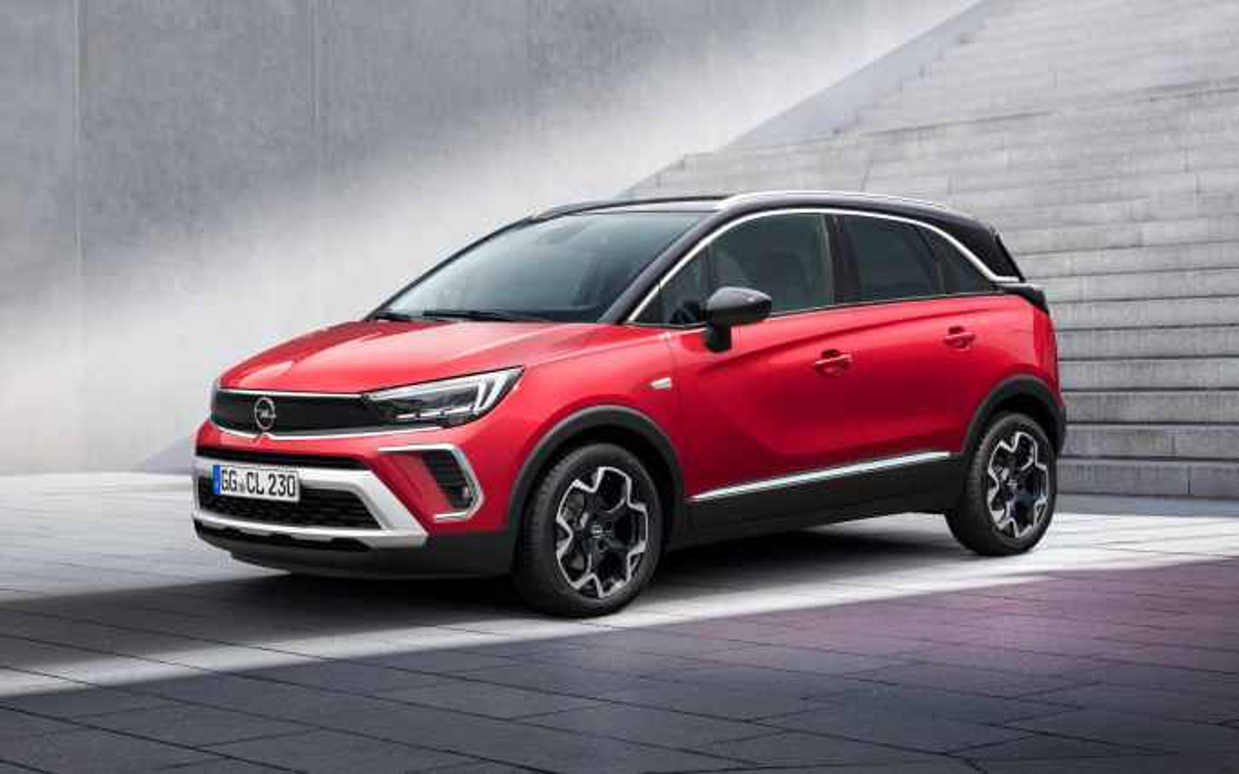 Opel Crossland ceny