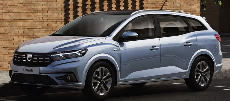 Dacia Hybrid