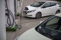 Norwegia rekordowy udział aut elektrycznych w rynku