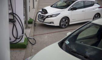 Norwegia rekordowy udział aut elektrycznych wrynku