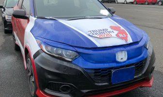 Honda HR-V Donald Trump