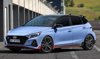 Hyundai i20 N 2021 oficjalnie