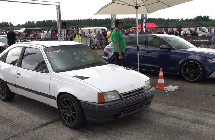 Opel Kadett 730 KM