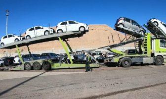 Naczepa na12 samochodów