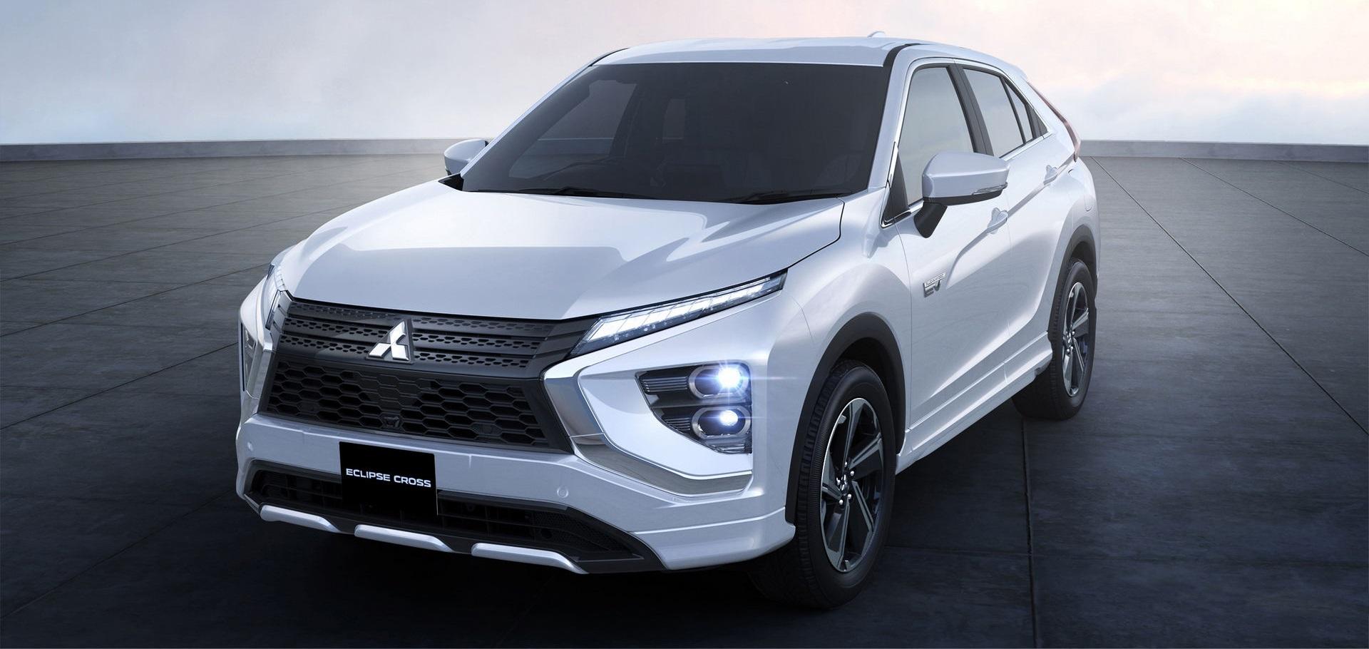 Mitsubishi Eclipse Cross 2021 (lifting)
