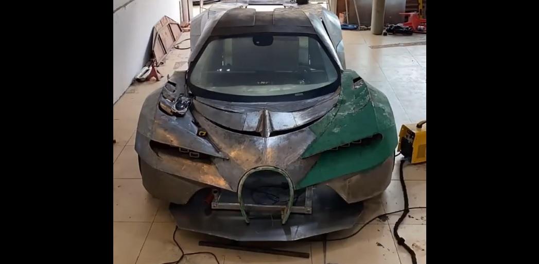 Bugatti replika