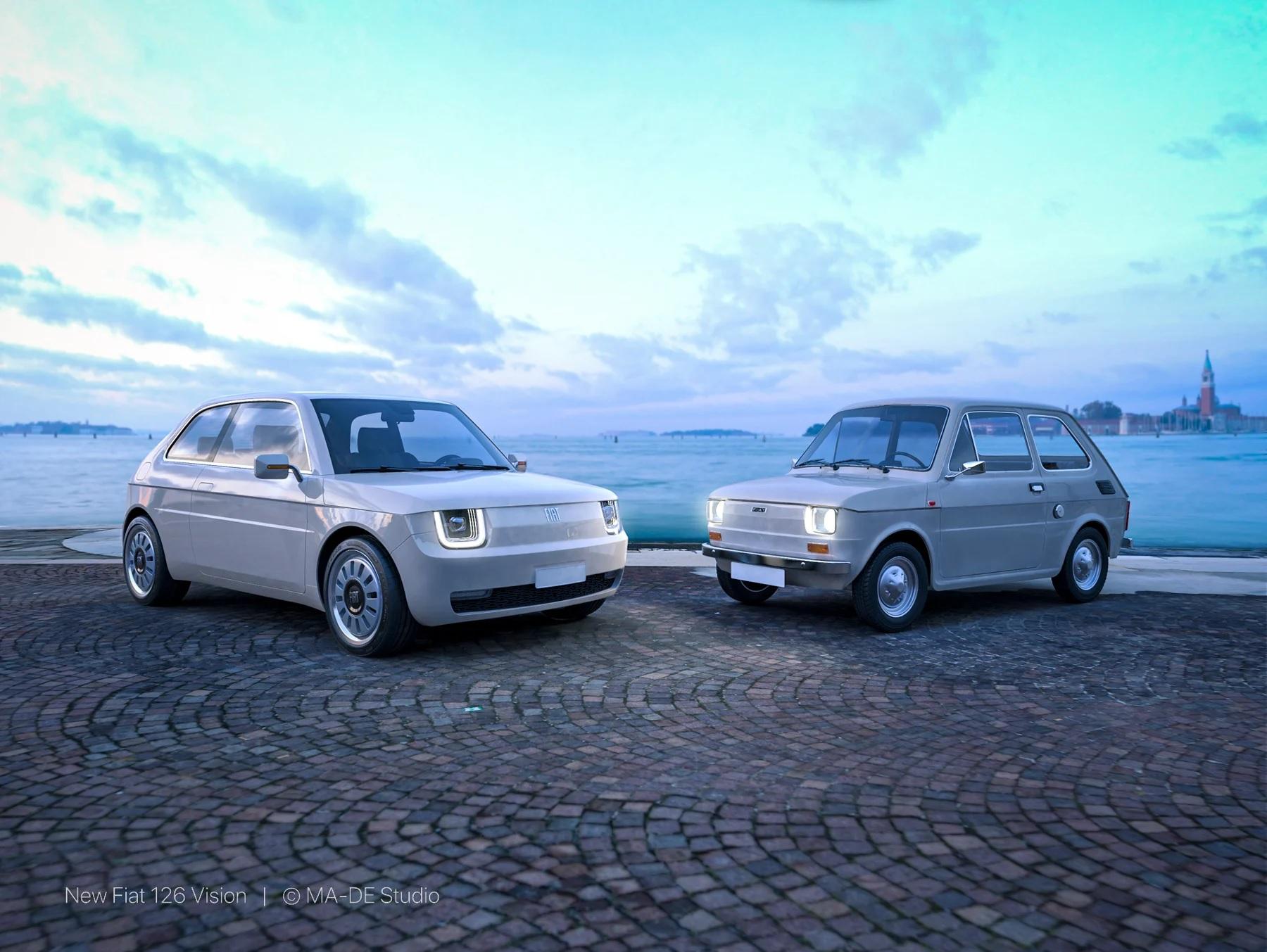 Fiat 126p 2021