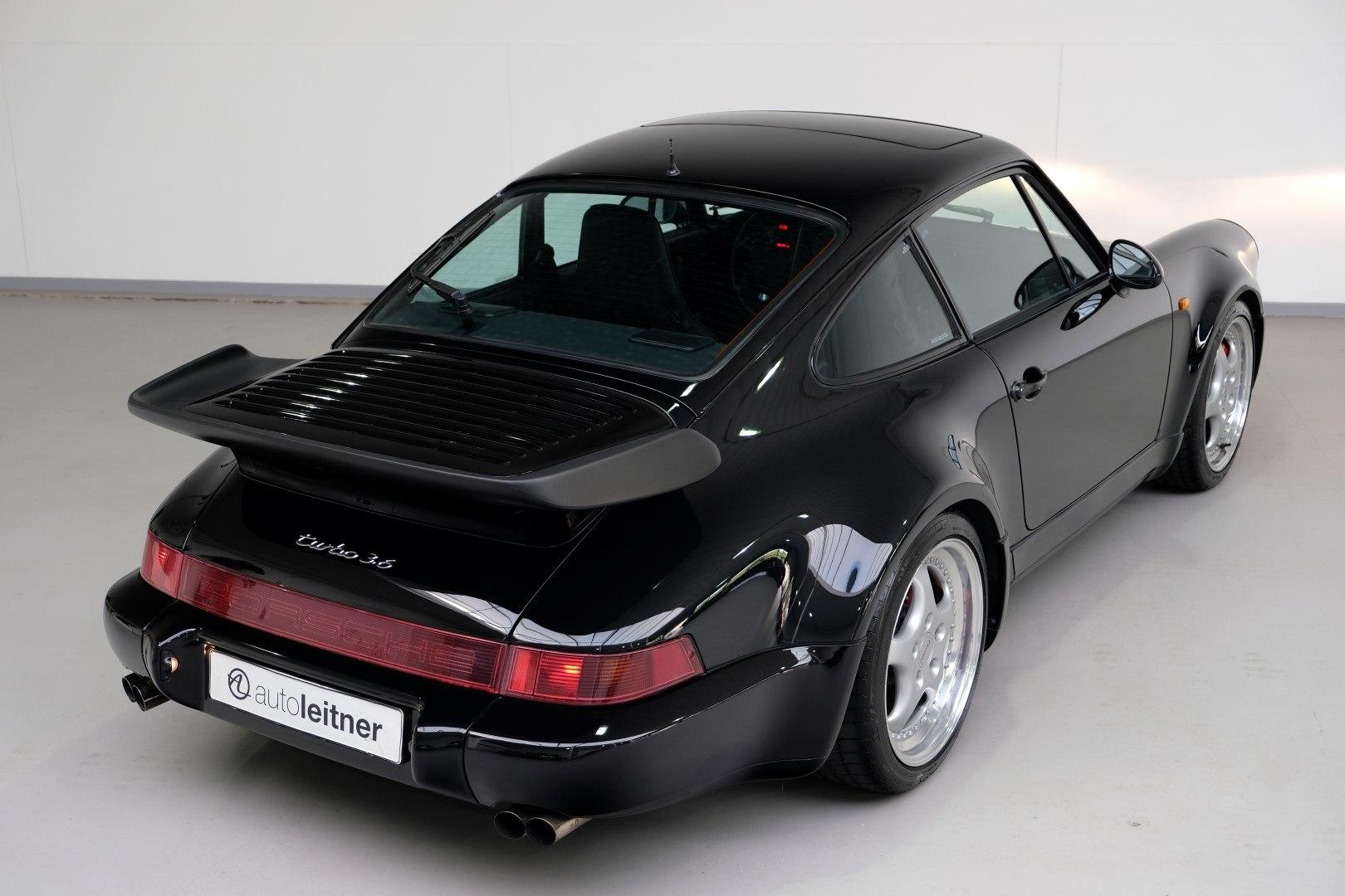 Porsche 911 964 za ponad milion złotych