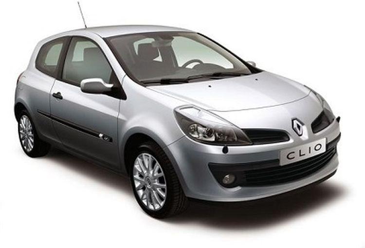 Renault Clio za10 tysięcy