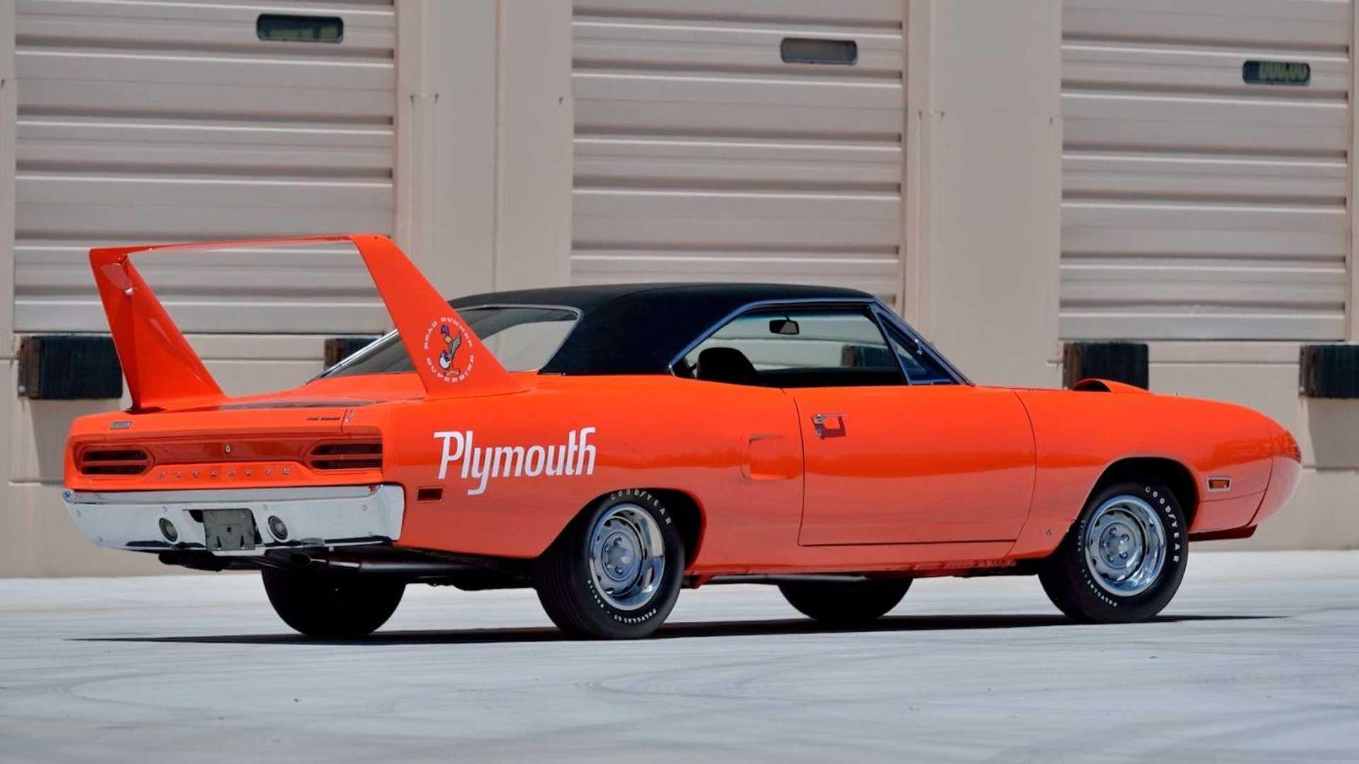 Plymouth Superbird 70'