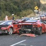 Wypadek 14 superaut