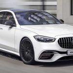 Mercedes-AMG S63e 2021 hybrid