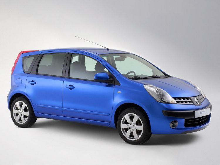 Nissan Note za10 tysięcy
