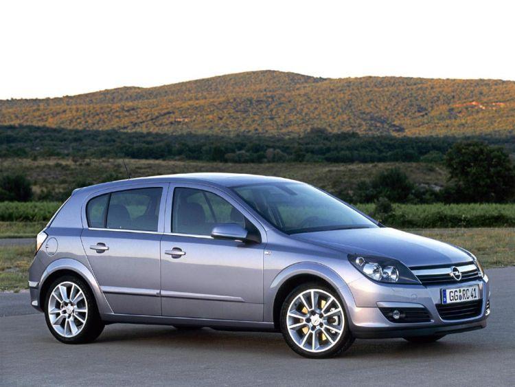Opel Astra za10k