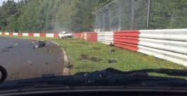 Nurburgring fatal crash