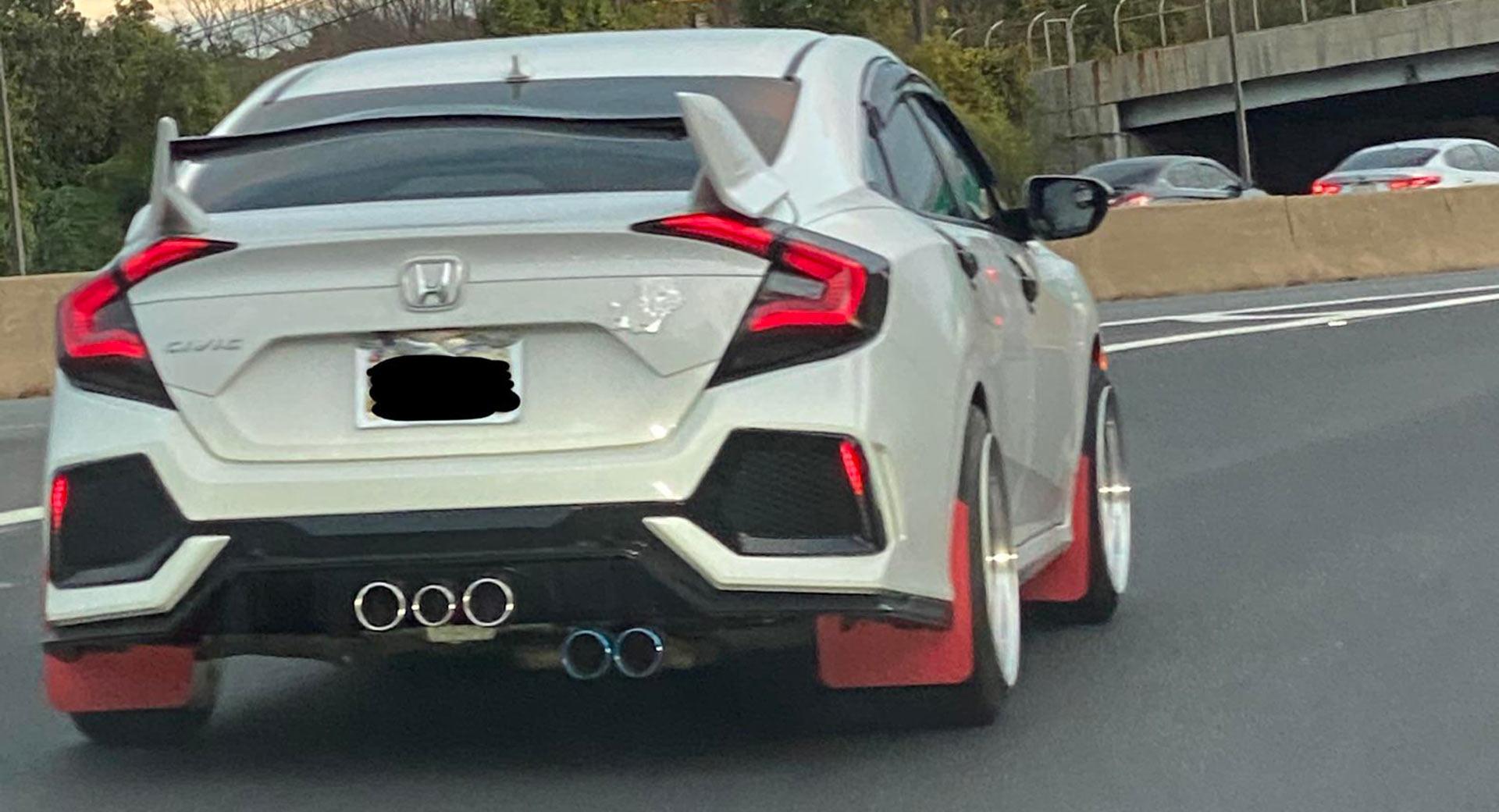 Honda Civic agrotuning