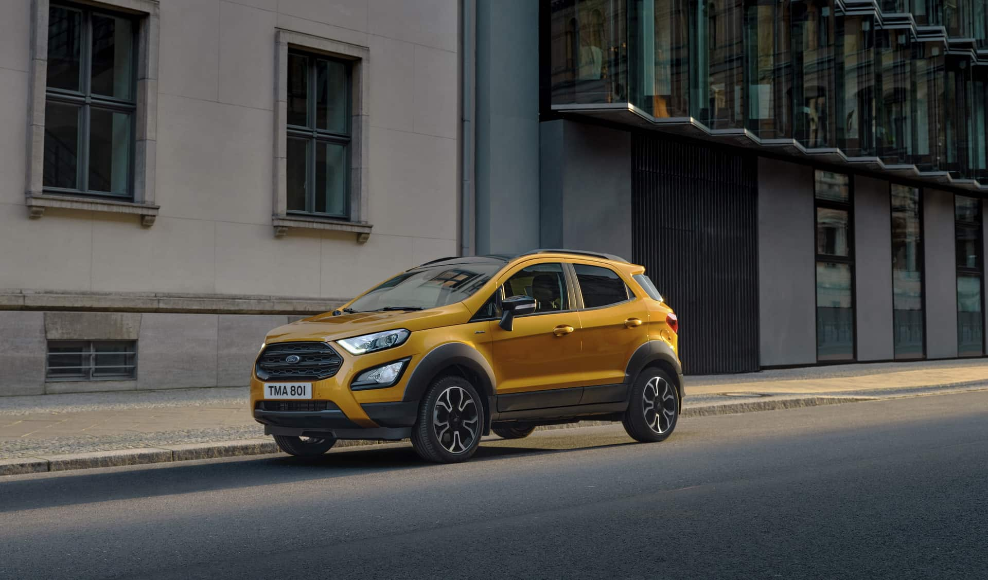 Nowy Ford EcoSport Active