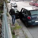 Kradzież Fiata 500L