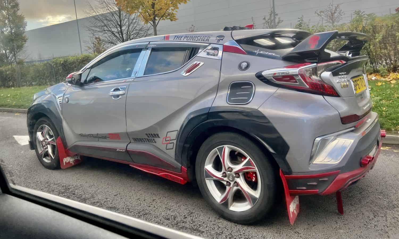 Toyota CHR Punisher
