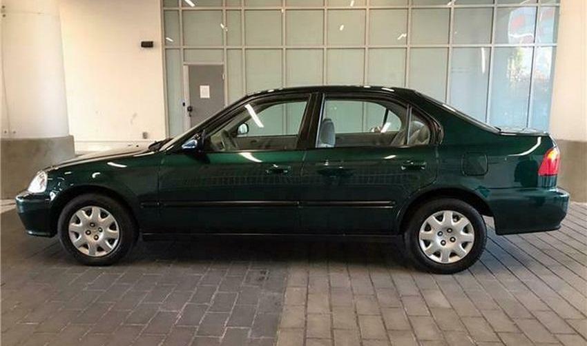 Honda Civic VII na sprzedaż