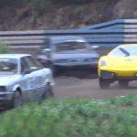 Lamborghini rallycross